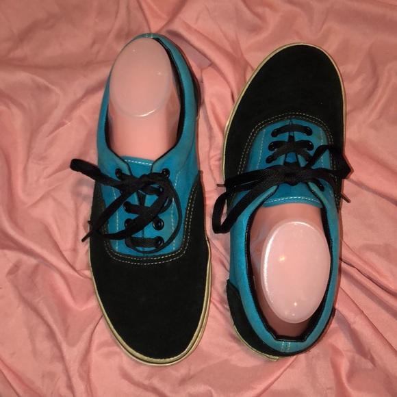 Vans Other - Van's off the Wall Old school shoes Men 8.5 W 10